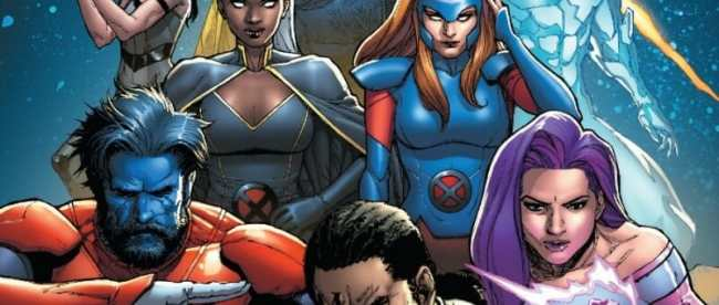 Uncanny X-Men #1 Review