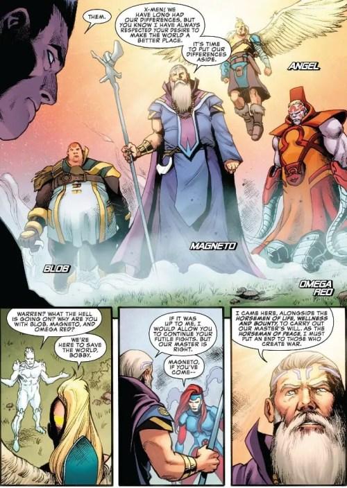 Uncanny X-Men 3 Highlight