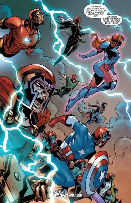 X-Men: Red #10 Highlight