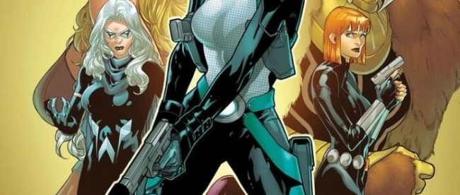 Domino: Hotshots #1 Cover