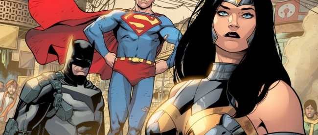 Injustice 2 New Trinity 2018