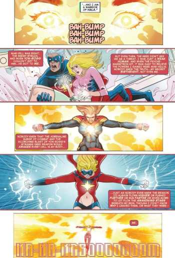 The Life Of Captain Marvel 5 Highlight