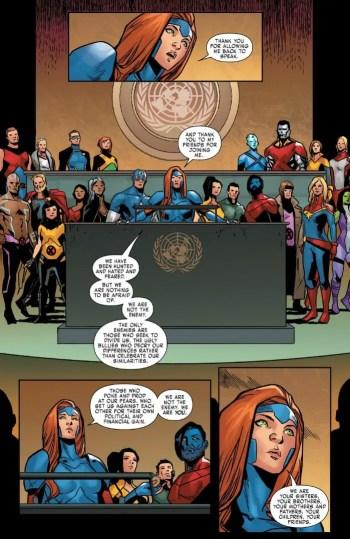 X-Men Red 11 Highlight