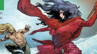 Aquaman #44 Review