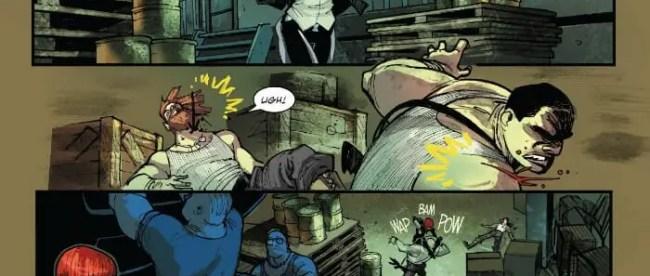 Black Widow #1 Review