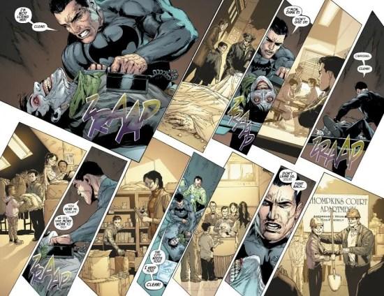 Detective Comics 995 Moment