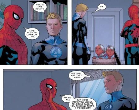 Friendly Neighborhood Spider-Man 2 Moment