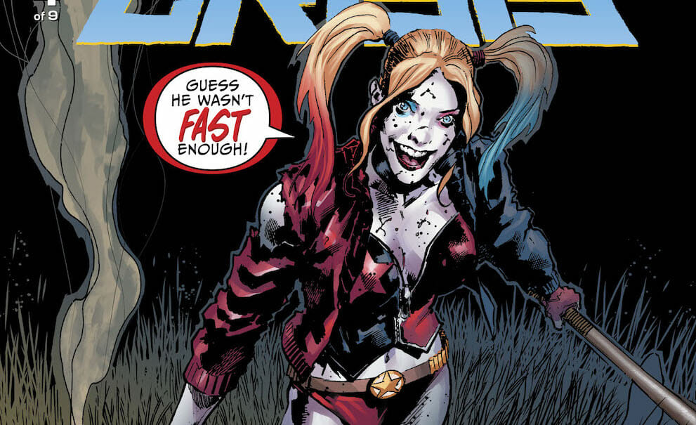 Heroes in Crisis #4 Review