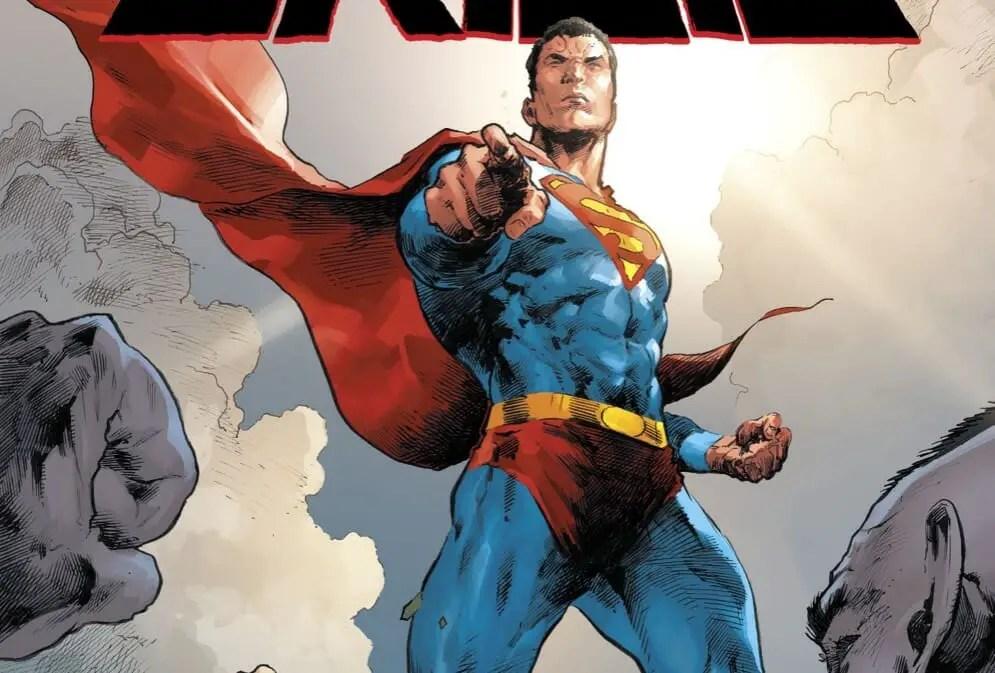 DC Comics Heroes in Crisis #5 Review