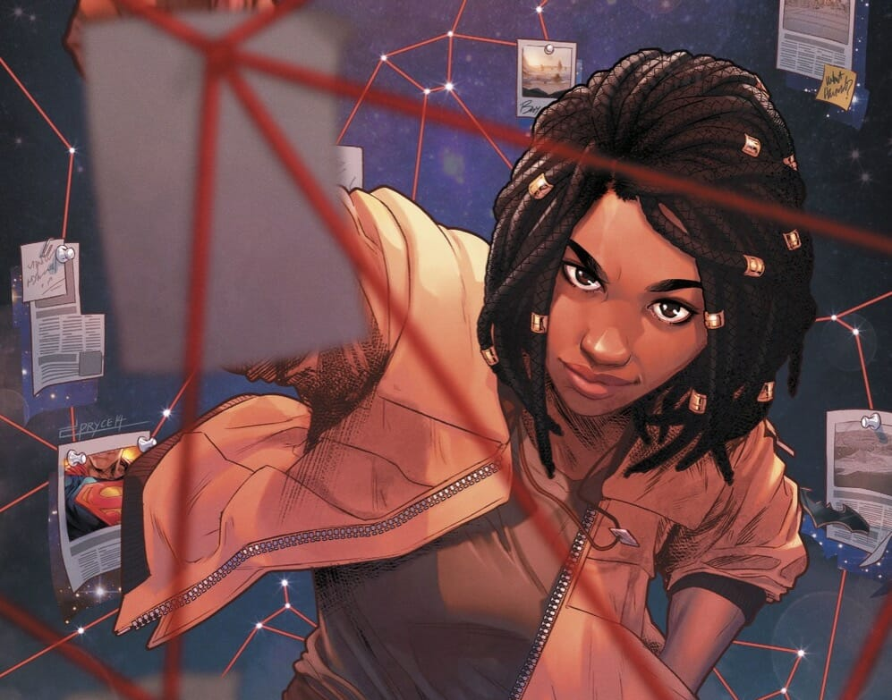DC Comics Naomi #1 Review