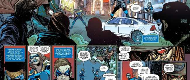 Nightwing #56 Review