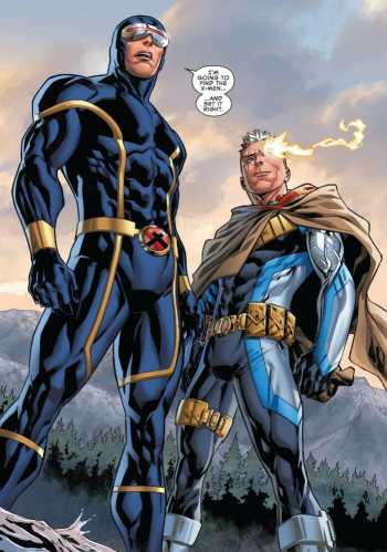 Uncanny X-Men Annual 1 Moment