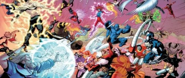 Uncanny X-Men Relaunch Failure