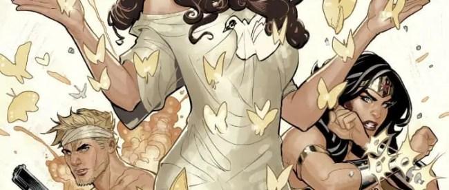 Wonder Woman #61 Review