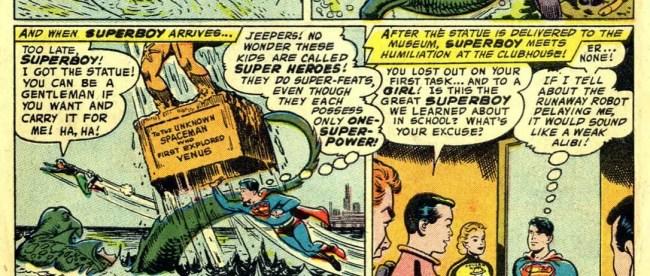 DC Comics Adventure Comics #247 Review