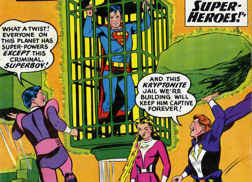 Adventure Comics #267 Review