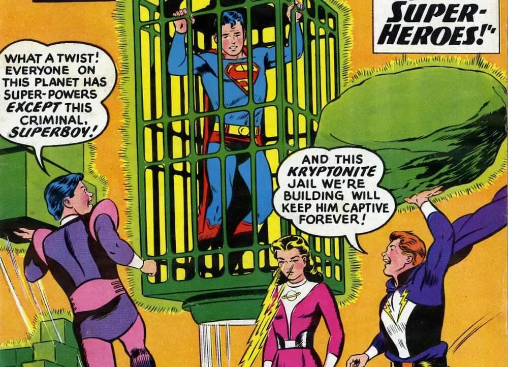 DC Comics Adventure Comics #267 Review