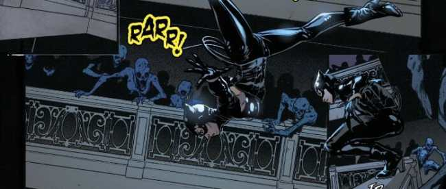 Catwoman #8 Review