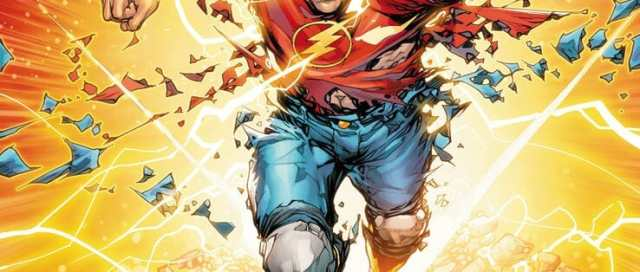 Flash #71 Cover