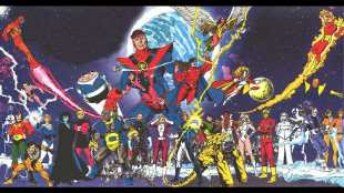 DC Comics Legion of Super-Heroes