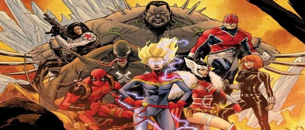 Marvel Comics May 2019 Solicitations Analysis