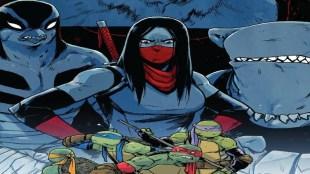 Teenage Mutant Ninja Turtles 91-Feature