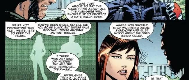 Uncanny X-Men #11 Review