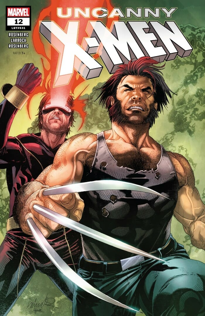 Marvel Uncanny X-Force #17 Comic Book 2014 NOW