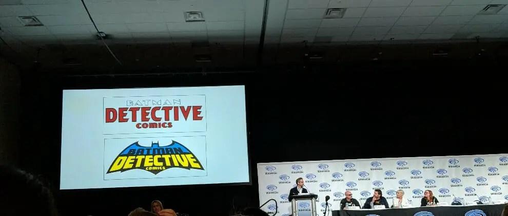 WonderCon 2019: DC Celebrates 80 Years Of Batman Comics Panel