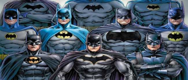 Detective Comics 1000 Nicola Scott Cover