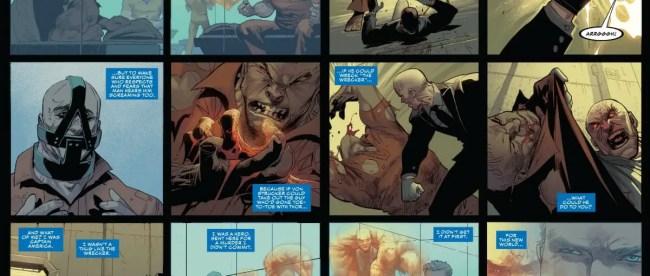Captain America #8 Review