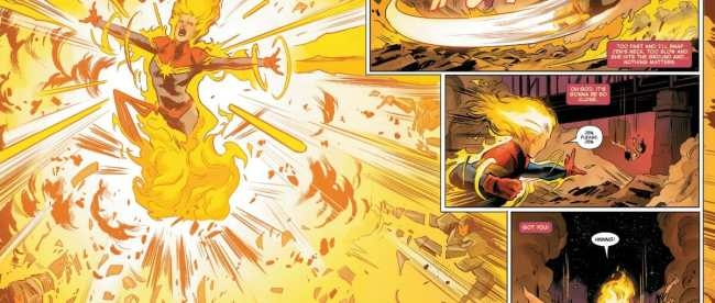 Captain Marvel #3 Review