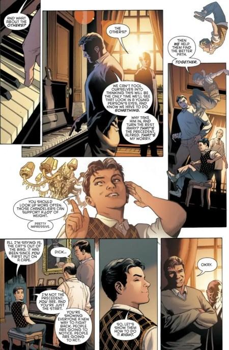 Detective Comics #1000 Moment