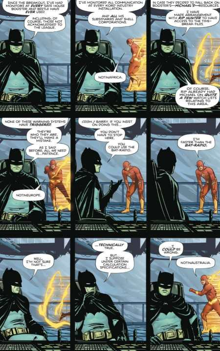Heroes In Crisis #7 Moment