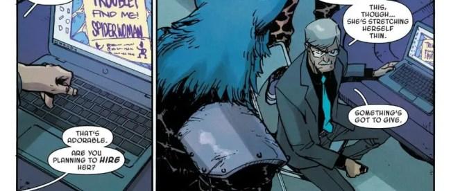 Spider-Gwen: Ghost Spider #6 Review