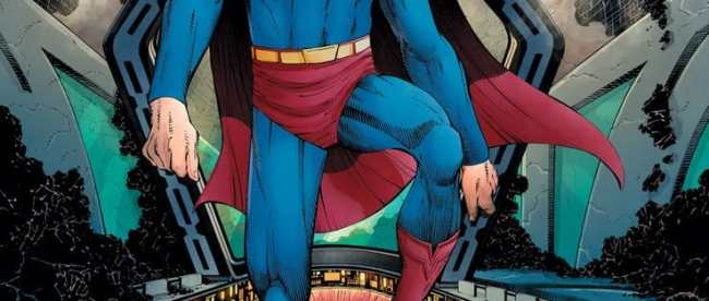 Superman Year One 1