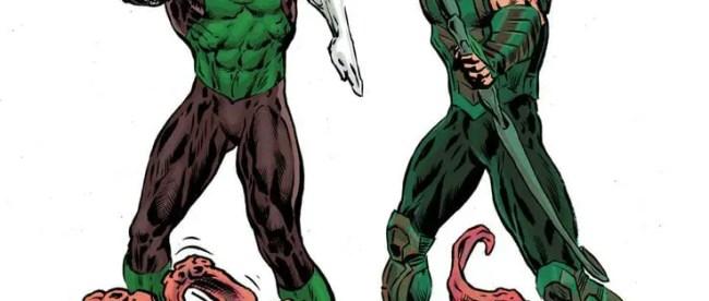 The Green Lantern 8