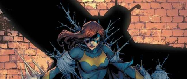 Batgirl #37 Cover