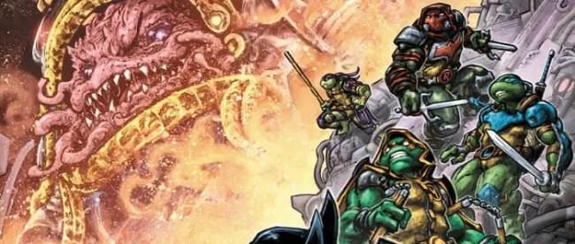 Batman Teenage Mutant Ninja Turtles III #3 Cover