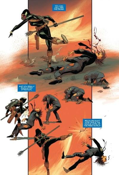 Captain America 9 Moment