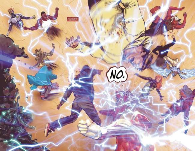 Heroes In Crisis 8 Moment