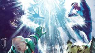 DC Comics Justice League #22 Review