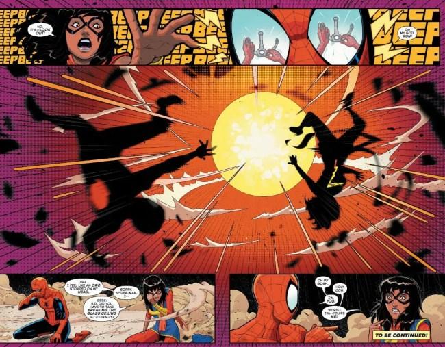 Marvel Team-Ups 1 Moment