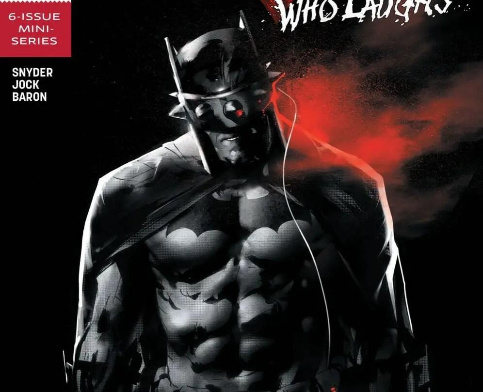 DC Comics Batman Who Laughs #4 Review