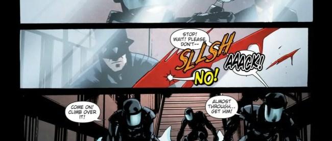 DC Comics The Batman Who Laughs #4 Review