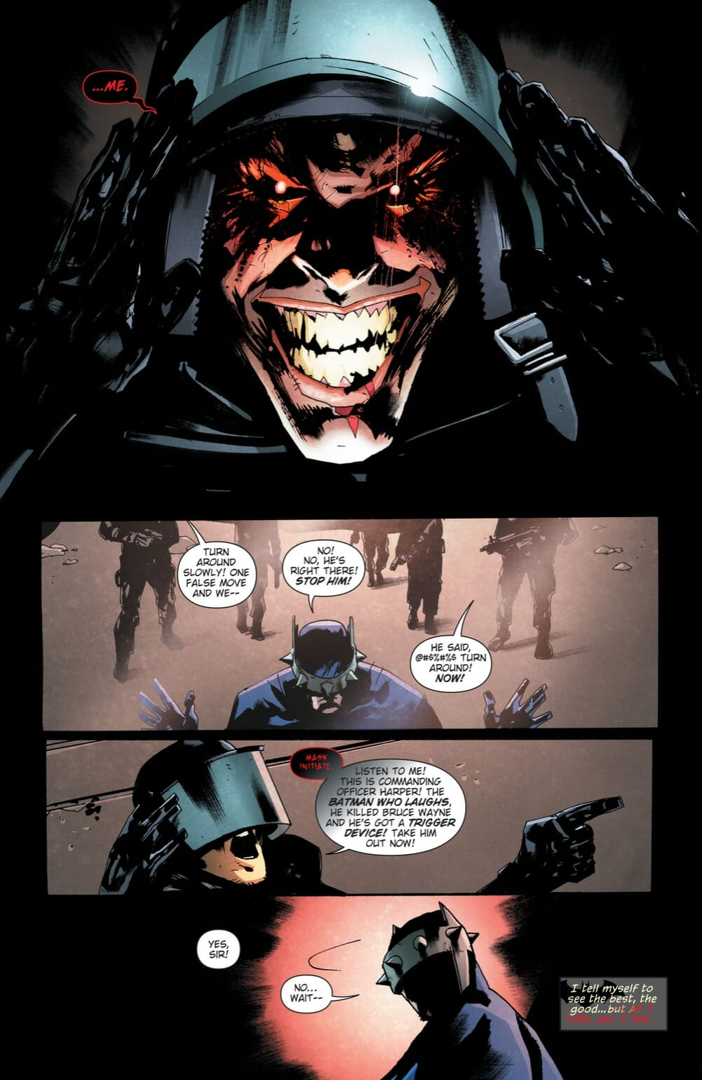 The Batman Who Laughs #4 Review - Comic Book Revolution