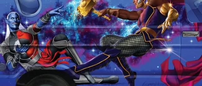 Marvel Comics War of Realms #1 Review
