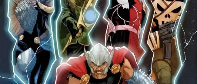 Marvel Comics July 2019 Solicitation Analysis
