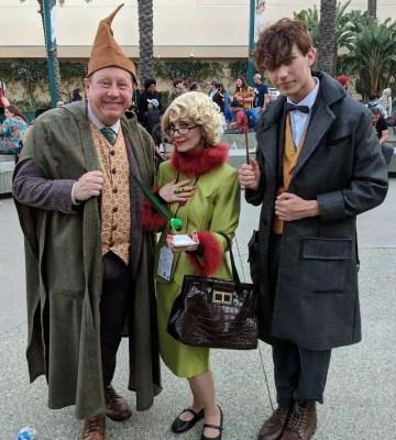 WonderCon 2019 Harry Potter Fantastic Beast