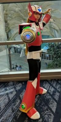 WonderCon 2019 Mega Man Zero